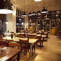 foto van tialini stuttgart restaurant