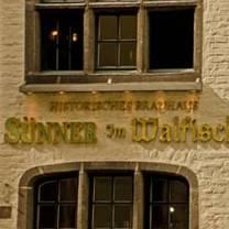 photo of sünner im walfisch restaurant