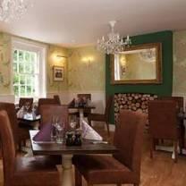 photo of wychwood inn restaurant