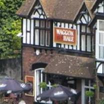photo of waggon at hale restaurant