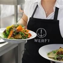 foto von werft brandenburg restaurant