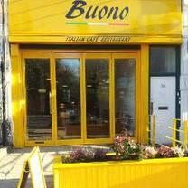 photo of buono restaurant