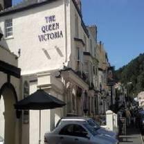 photo of queen victoria restaurant