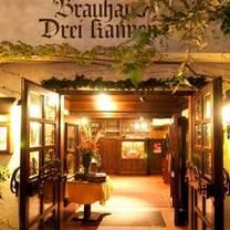 foto von historisches brauhaus drei kannen restaurant