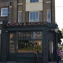 photo of the crown & anchor restaurant