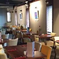 photo of stage door cafe restaurant