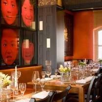 foto von mangostin restaurant
