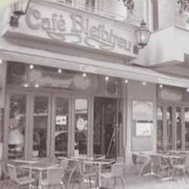 photo of restaurant cafe bleibtreu restaurant