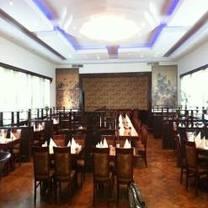 foto van confucius restaurant
