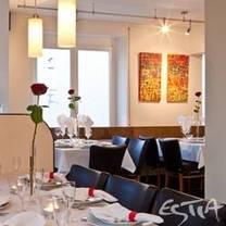 photo of estia event location restaurant