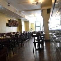 photo of woodlands restaurant piccadilly restaurant