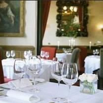 photo of restaurant at macdonald randolph hotel restaurant