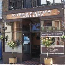 photo of posillipo broadstairs restaurant