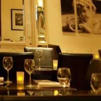 photo of opus one - perth restaurant