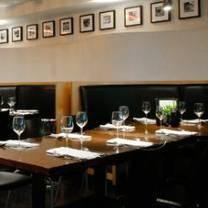 photo of the restaurant bar & grill manchester restaurant