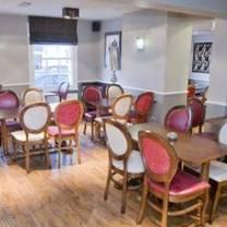photo of tivoli cheltenham restaurant