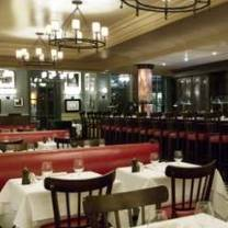 photo of dean street townhouse restaurant