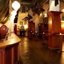 photo of tiger tiger newcastle restaurant