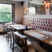foto von the broad chare restaurant
