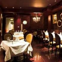 photo of noura mayfair restaurant