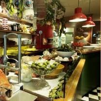 photo of ponti's italian kitchen - john princes street restaurant