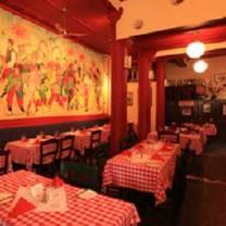 photo of pulcinella - glasgow restaurant