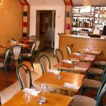 photo of baan thai restaurant