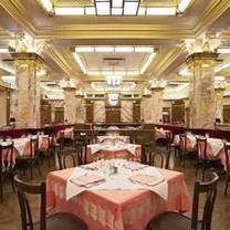 photo of brasserie zedel restaurant
