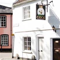 photo of the cock restaurant