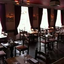 photo of the doric restaurant