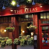 photo of the atlas pub restaurant