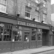 photo of the duke restaurant