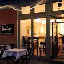 foto von restaurant weiss restaurant