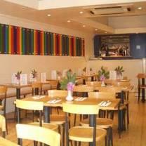 photo of o's thai cafe restaurant