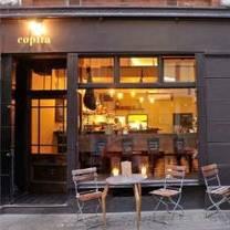 photo of copita restaurant