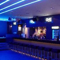 foto van onetableclub restaurant