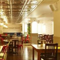 photo of the jam tree - clapham restaurant