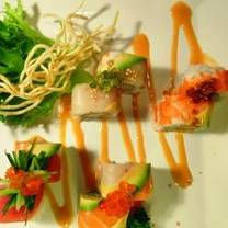 foto van sushi beatfish hiro restaurant
