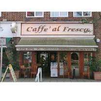 caffe al frescoのプロフィール画像