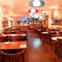 photo of al parco pizza bar - camden restaurant