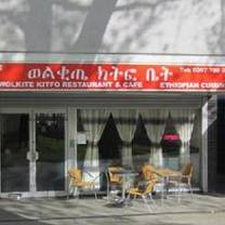 photo of wolkite kitfo restaurant and cafe restaurant