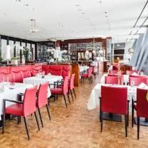 foto van restaurant christophorus restaurant