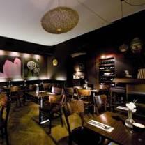 photo of lotus lounge restaurant