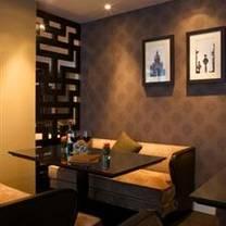 photo of dieci restaurant at no. ten manchester street hotel restaurant