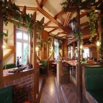 photo of schrebers restaurant und biergarten restaurant
