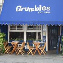 photo of grumbles restaurant