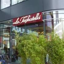 foto von la tagliatella frankfurt skyline restaurant