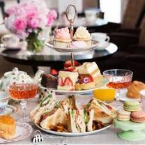 photo of afternoon tea @ bb bakery - county hall - permanently closed restaurant