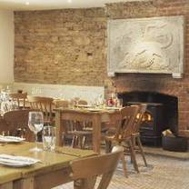 photo of the red lion inn restaurant