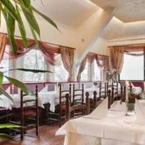 foto van panorama restaurant restaurant